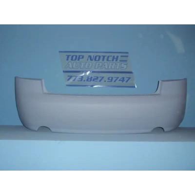 02 03 04 Audi A4 Sedan Rear Bumper Cover