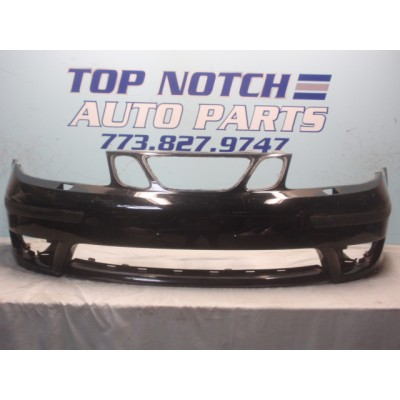 04-05 Saab 9-5 Aero Front Bumper Cover with washer openings