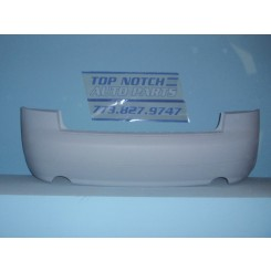02 03 04 Audi A4 Sedan Rear Bumper Cover