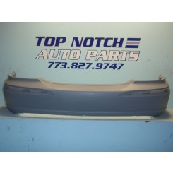 02-05 Jaguar X-Type Rear Bumper Cover