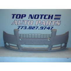 05 06 07 08 Audi A4 Front Bumper Cover