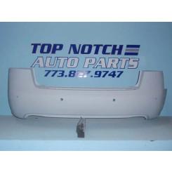 05 06 07 08 Audi A4 Rear Bumper Cover Sedan