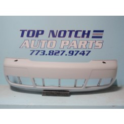98 99 00 01 Audi A6 Front Bumper Cover 6cyl