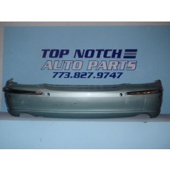 00 01 02 03 Jaguar S-Type Rear Bumper Cover