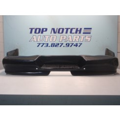 04 05 06 07 08 09 10 11 12 13 Chevy Express Explorer Limited SE Conversion Van Rear Bumper Cover with sensor openings