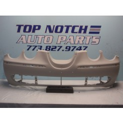 04 05 06 07 Jaguar S-Type Front Bumper Cover